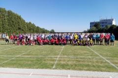 Závodu se zúčastnilo 75 závodníků z 25 klubů