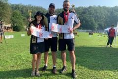 Krásný výsledek - 2x bronz v soutěži družstev